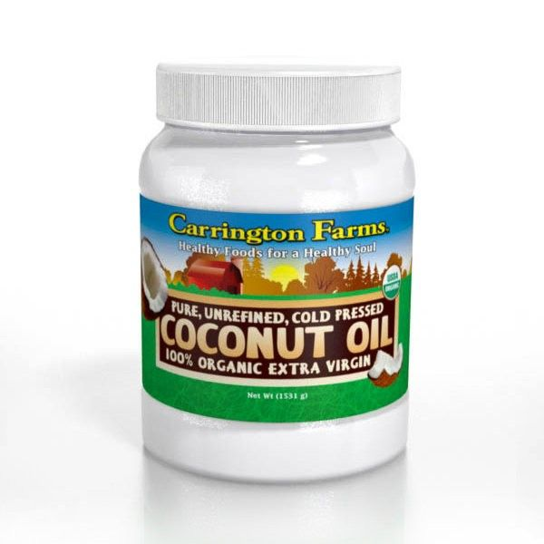 Get rid of cellulite with coconut oil.