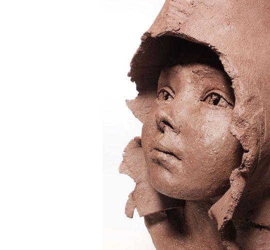 les 25 meilleures id es de la cat gorie modelage visage sur pinterest sculpter sculpture. Black Bedroom Furniture Sets. Home Design Ideas