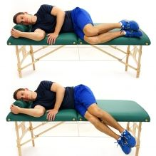 exercise of the week for june 24th sidelying quadratus