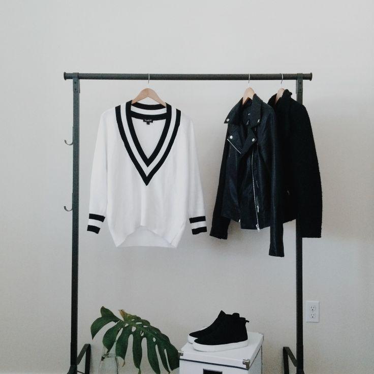Varsity sweater | VSCO | h.va
