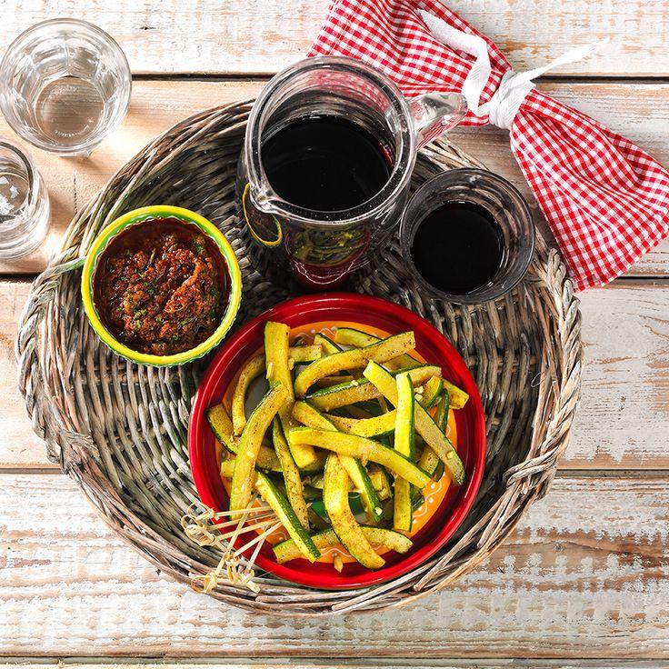 ansjovis groente