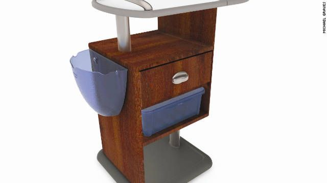 30 Best Medical Bedside Tables Images On Pinterest