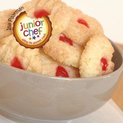 Chewy Sugar Cookies with Coconut