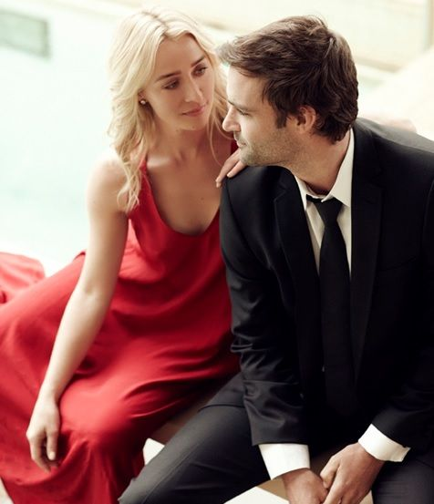 Offspring - Asher Keddie, Matt Le Nevez (Nina and Patrick)