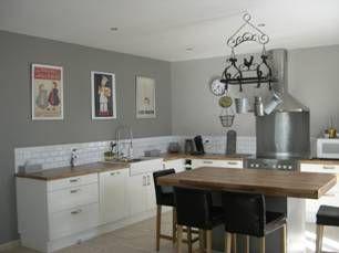 Les 40 meilleures images propos de cuisine noire et blanche avec touche aluminium et bois sur for Credence violette