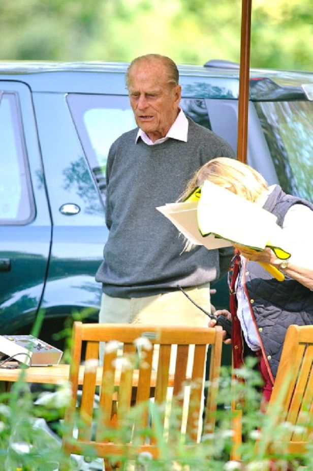 May Prince Philip Duke Of Edinburgh Attends The Royal Windsor Horse At Home Park In England