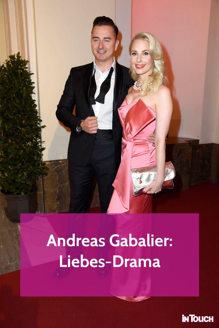 Andreas Gabalier Und Freundin Silvia Schneider Traurige Liebes News Gabalier Gabalier Andreas Andreas