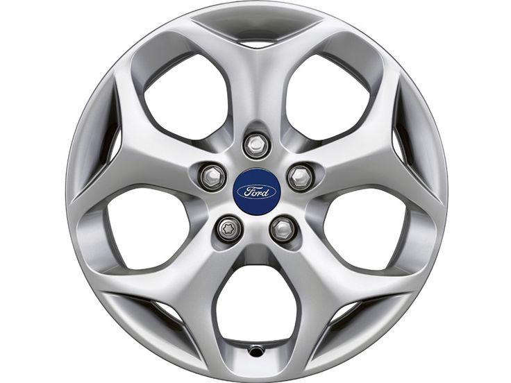 """Ford C-Max - Cerchi in lega 16"""" a 5 razze a Y, silver"""