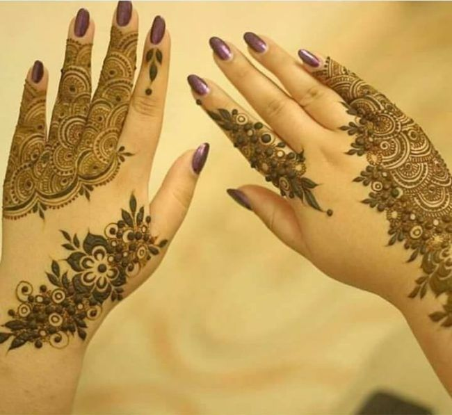 17 best ideas about latest bridal mehndi designs on