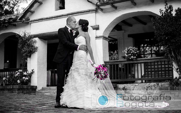 Fotografía de boda en Blanco y Negro Punta Larga Boyaca - Colombia Fotografos James Alberth Tobar & Michael Pineda