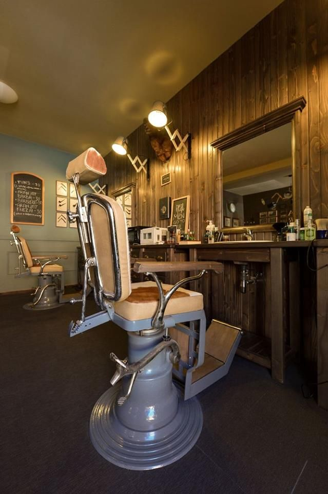 Good Barber Shop In Timisoara By Ezzo Design