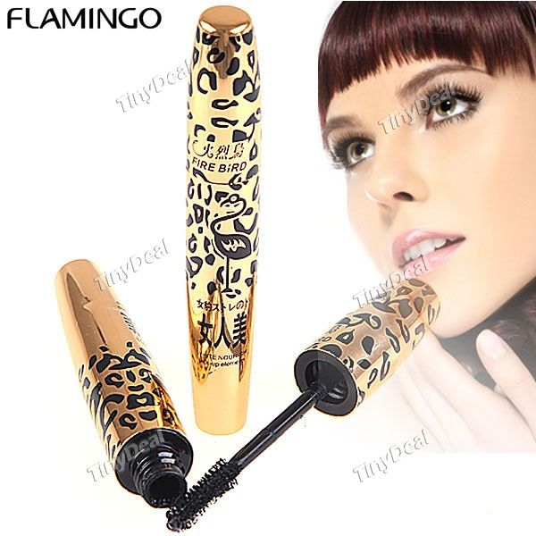 (FLAMINGO) 2 in 1 White Nourish Jack-up Element+ Black Waterproof Full-Bodied Mascara Eye Black Lash Eyelash Grower HCI-16696 http://www.tinydeal.com/flamingo-2-in-1-white-nourish-black-waterproof-mascara-p-15684.html