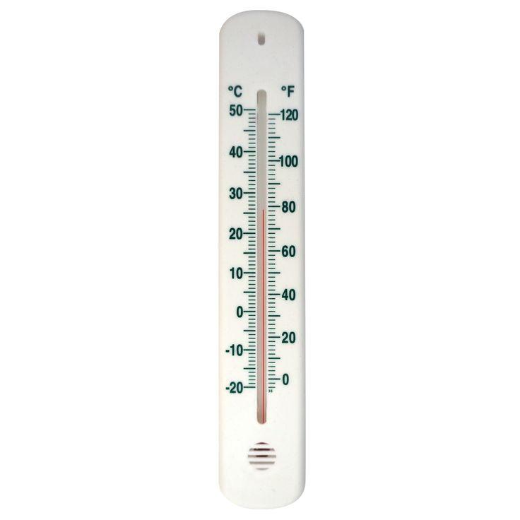 Driveway Lights B Q: Verve Thermometer (W)40mm