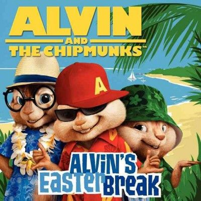 Alvin's Easter Break (Alvin and the Chipmunks)