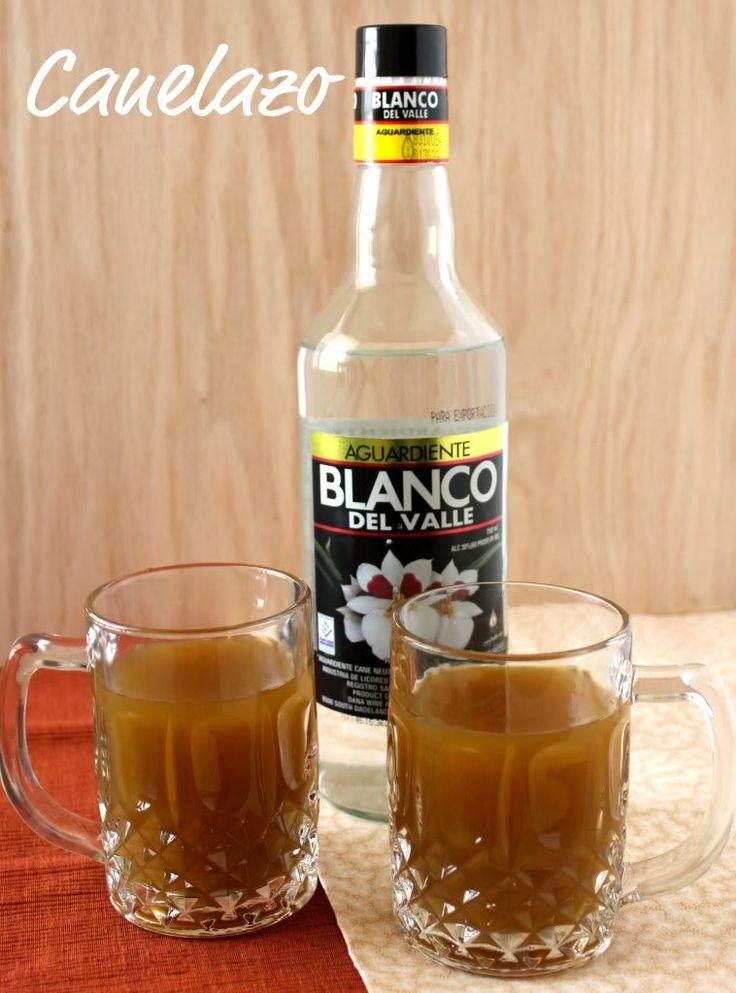 Canelazo - a traditional Ecuadorian cocktail made of spices ...