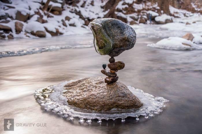 Rock piles become man's meditative art | GrindTV.com