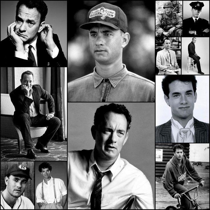 Tom Hanks Picture Collage Tom Hanks Actors Actresses Actors