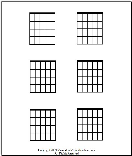 free guitar chord charts these paper fretboards of. Black Bedroom Furniture Sets. Home Design Ideas