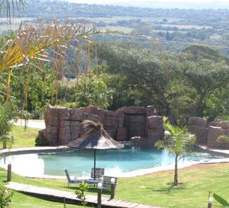 Nutbush Boma Lodge team building venue in Magaliesburg, Gauteng