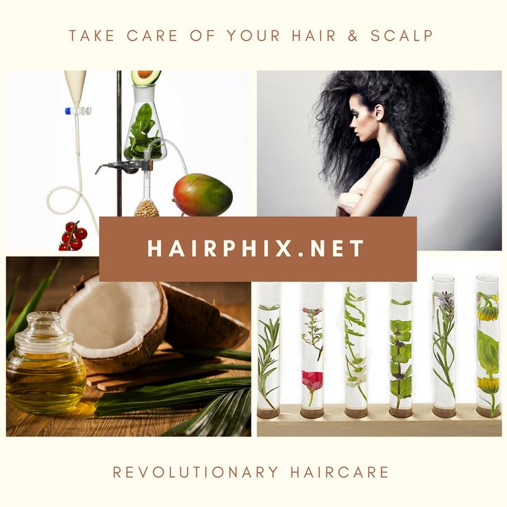 Take care of your hair & scalp
