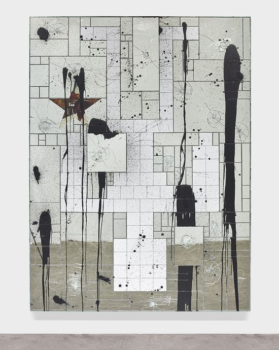 Rashid Johnson at Hauser & Wirth New York. | Art Ruby