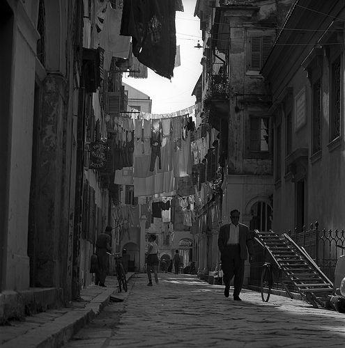 059459 02 | corfu, greece may 1959 agion panton street set i… | Flickr