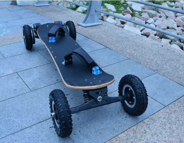 Electric Longboard - Remote Control (Skateboard, Scooter)
