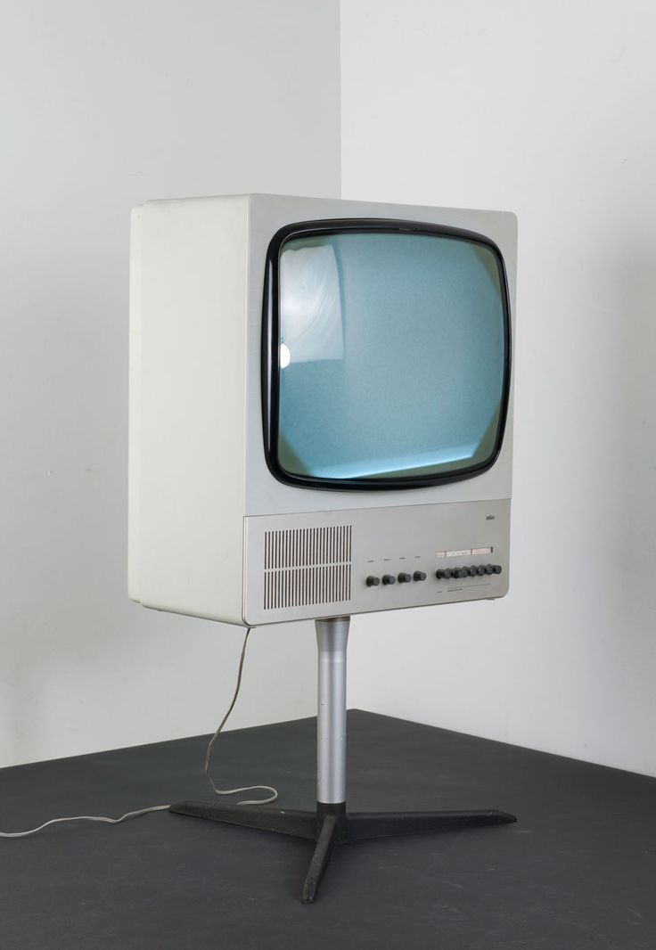 Fernseher 'FS 80/1', 1965/66 Rams, Dieter Braun AG ...