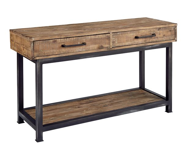 Magnolia Home by Joanna Gaines Pier & Beam Console Table