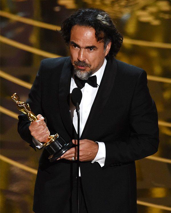 Alejandro González Iñárritu, el mejor director en la historia de los Oscar