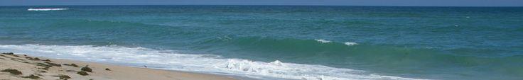 Ocean waters of Cape Hatteras National Seashore