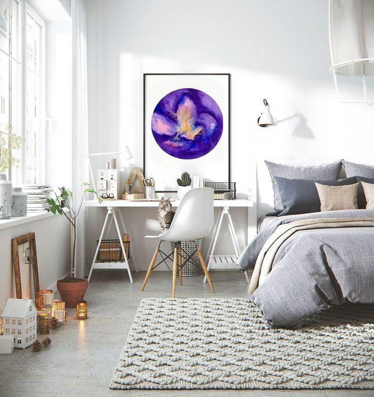 12 Special Bonus Room Suggestions For Your Residence Bonusroomabovegarage Bonusroomdecorating Bonus Scandinavian Design Bedroom Bedroom Interior Home Bedroom