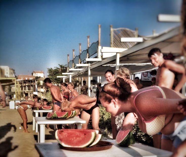 Chi mangia prima u citron'? #spiaggiapanfilo