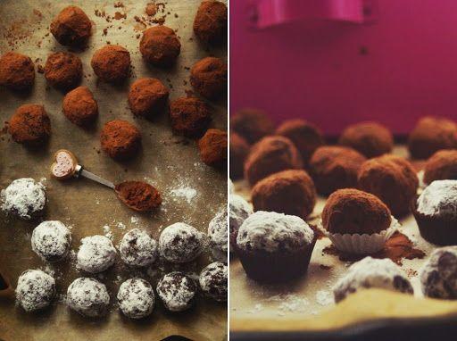 ♥ ugotujmy: mam najlepszą porcję czekollllllady!