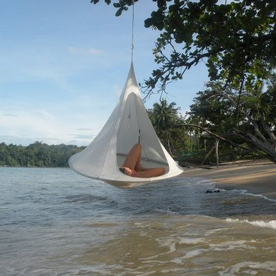 Swing in the breeze with a Cocoon hammock