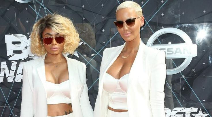 Amber Rose Knows The Name Of Blac Chyna's Unborn Baby #Entertainment #News