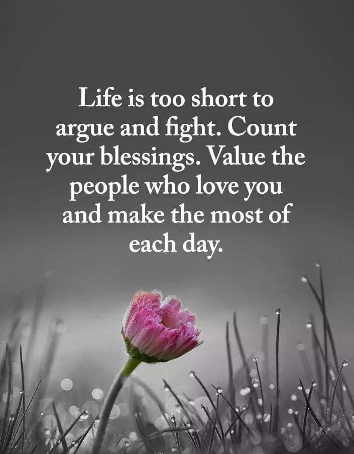 Home Power Of Positivity Fact Quotes Life Is Short
