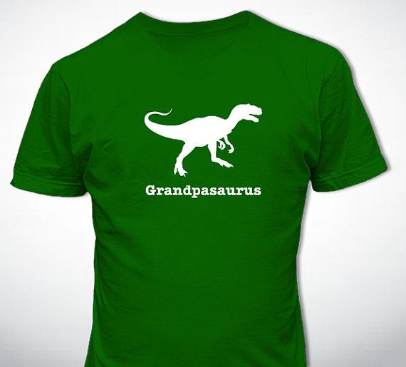Hey, I found this really awesome Etsy listing at https://www.etsy.com/listing/153211106/grandpasaurus-t-shirt-personalized