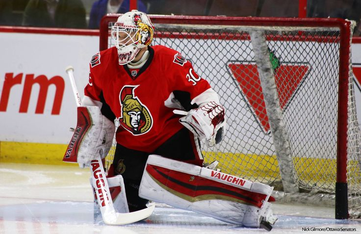 Ottawa Senators backup~backup goalie, Andrew Hammond beat the Montreal Canadians 4-2 on Feb 18, 2015