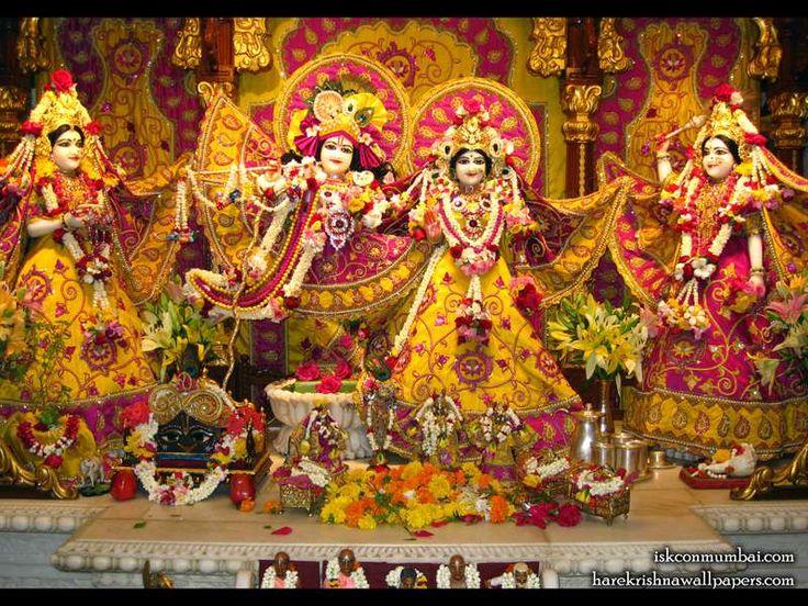 http://harekrishnawallpapers.com/sri-sri-radha-rasabihari-lalita-vishakha-iskcon-juhu-wallpaper-004/
