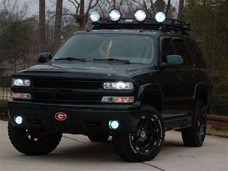 Chevy Tahoe Offroad Accessories Off Road For The Mountains Z71 Lifted Vehicles