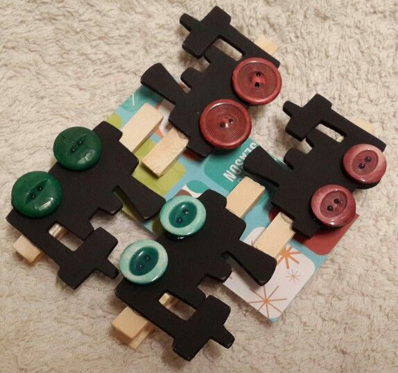 Train black bord pegs... Orders @ creative.organizingandcleaning@gmail.com or  phoe Rozanne 071 679 3376