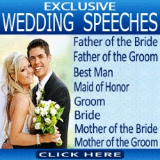 Discover the easy way to give a Wedding speech http://www.groomsspeech.org