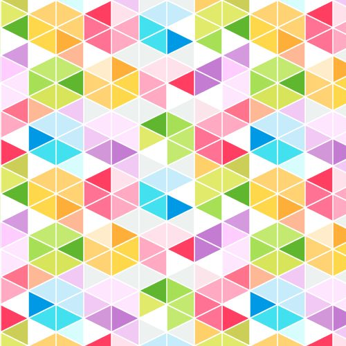 Triangle pattern background tumblr