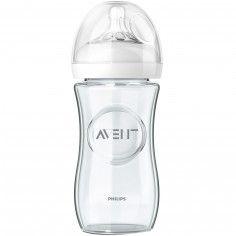 Biberon en verre Natural (240 ml)