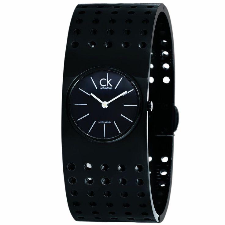 Calvin Klein Watch Square Glass