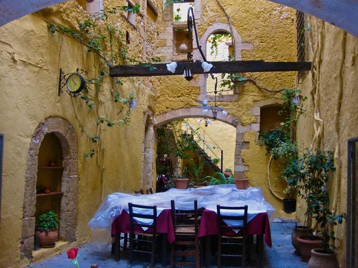 chania, crete - so charming!