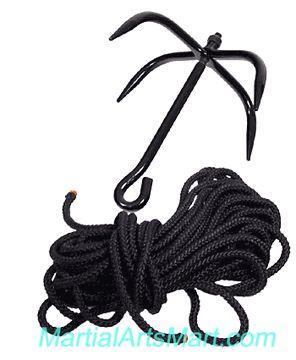 Ninja weapon  - Ninja Grappling Hook