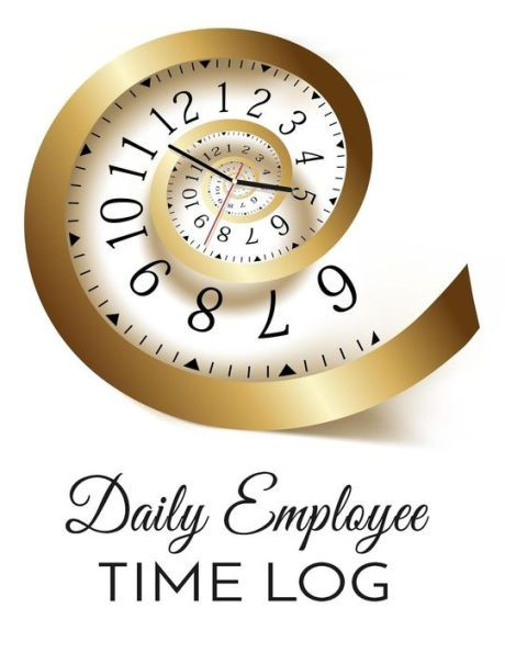 Daily Employee Time Log Employee Hour Tracker (Time Sheet - employee timesheet