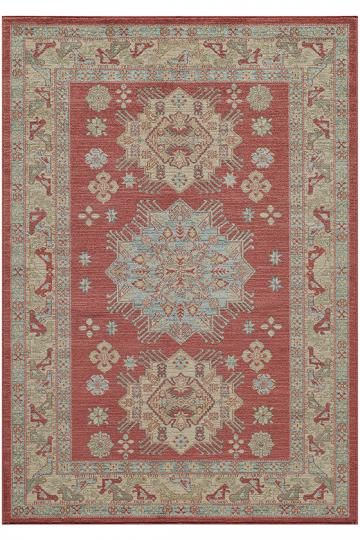 Paren Area Rug - Synthetic Rugs - Machine-made Rugs - Border Rugs - Traditional Rugs   HomeDecorators.com
